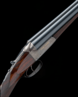 """Westley Richards """"Gold Name"""" 12Ga, Box lock, Triple grip action,Side by Side Shotgun, With Extractors- 1 of 14"""