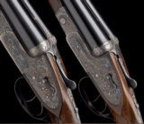 "COGSWELL & HARRISON, A PAIR OF ""EXTRA QUALITY VICTOR"", HAND DETACHABLE SIDELOCK, EJECTORS"
