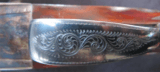 ARRIETAA 12-BORE 'GUNMARK CROWN'(Same as model 557/558), SIDELOCK EJECTOR, WITH REMOVABLE STRIKER DISCS, ARTICULATED FRONT TRIGGER, LIKE NEW.- 7 of 7