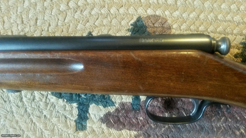 .410 Gauge RANGER Single Shot Bolt Action Shotgun  .410 Gauge RANG...