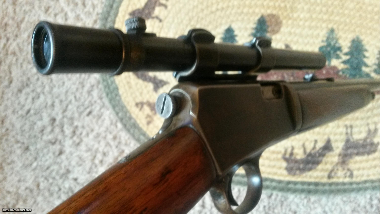 Winchester Model 1903 Semi Auto 22 Cal Rifle For Sale