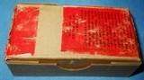 * Vintage AMMO WINCHESTER 25 RIMFIRE RF SHORT STEVENS FULL BOX - 5 of 5