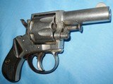 * Antique 1890 FOREHAND & WADSWORTH BRITISH BULL DOG 32 S&W REVOLVER