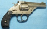 * Vintage 1918 MERIDAN 32 S&W TOP BREAK REVOLVER WITH HAMMER SAFETY