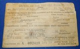 * Antique FLINTLOCK MIDDLE EAST ALL METAL PISTOL ARMY MAJOR BRING BACK 1951 - 6 of 20