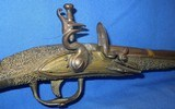 * Antique FLINTLOCK MIDDLE EAST ALL METAL PISTOL ARMY MAJOR BRING BACK 1951 - 10 of 20