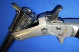 * Antique STEVENS POCKET RIFLE PISTOL & STOCK MEDIUM FRAME NEW MODEL .32rf - 8 of 10