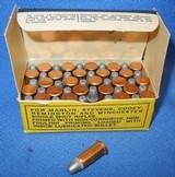 * Vintage 25 STEVENS RF RIMFIRE AMMO CIL CANUCK 50 FULL BOX - 2 of 4