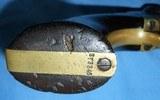 """* Antique 1849 COLT POCKET PERCUSSION REVOLVER 6"""" BBL 6 SHOT 1865 - 18 of 19"""