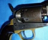 """* Antique 1849 COLT POCKET PERCUSSION REVOLVER 6"""" BBL 6 SHOT 1865 - 15 of 19"""
