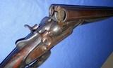 * AntiqueRUSSELL 12 Ga DOUBLE SxS HAMMER SHOTGUN BELGIUM - 16 of 20