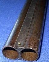 * Antique 1883 COLT DOUBLE SxS 10 GA SHOTGUN MFG. 1890 - 9 of 16