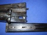 * Antique 1883 COLT DOUBLE SxS 10 GA SHOTGUN MFG. 1890 - 10 of 16