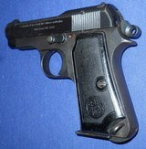 * Vintage 1934 BERETTA MILITARY PISTOL 1944 NAZI ACCEPTANCE WITH HOLSTER - 15 of 20