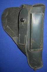 * Vintage 1934 BERETTA MILITARY PISTOL 1944 NAZI ACCEPTANCE WITH HOLSTER - 11 of 20