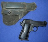 * Vintage 1934 BERETTA MILITARY PISTOL 1944 NAZI ACCEPTANCE WITH HOLSTER - 3 of 20