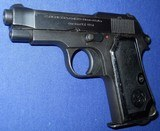 * Vintage 1934 BERETTA MILITARY PISTOL 1944 NAZI ACCEPTANCE WITH HOLSTER - 14 of 20