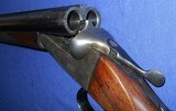 * Vintage JP SAUER & SOHN 12g DOUBLE SxS SHOTGUN - 11 of 20