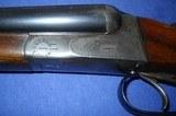 * Vintage JP SAUER & SOHN 12g DOUBLE SxS SHOTGUN - 5 of 20