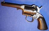 * Antique 1857 REMINGTON BEALS 4th ISSUE PERCUSSION POCKET REVOLVER