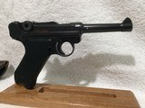BLACK WIDOW LUGER COMPLETE RIG - 5 of 15