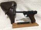 Mauser S/42 1939 Kriegsmarine? Luger Rig