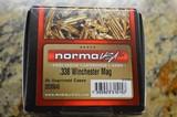 338 Win Magnum Norma Brass (NEW)