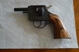 Days End Blank Revolver 6 shot cylinder, 209 Primers (NEF manufactured on H&R Format)
