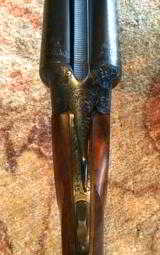Winchester Model 21 Custom 12 gauge - #5/6 engraved - 4 of 15
