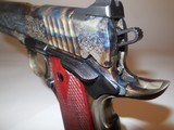 1911 Case Colored #1 Engraved, by Standard Manufacturing Company - 8 of 17