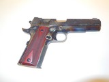 1911 Case Colored #1 Engraved, by Standard Manufacturing Company