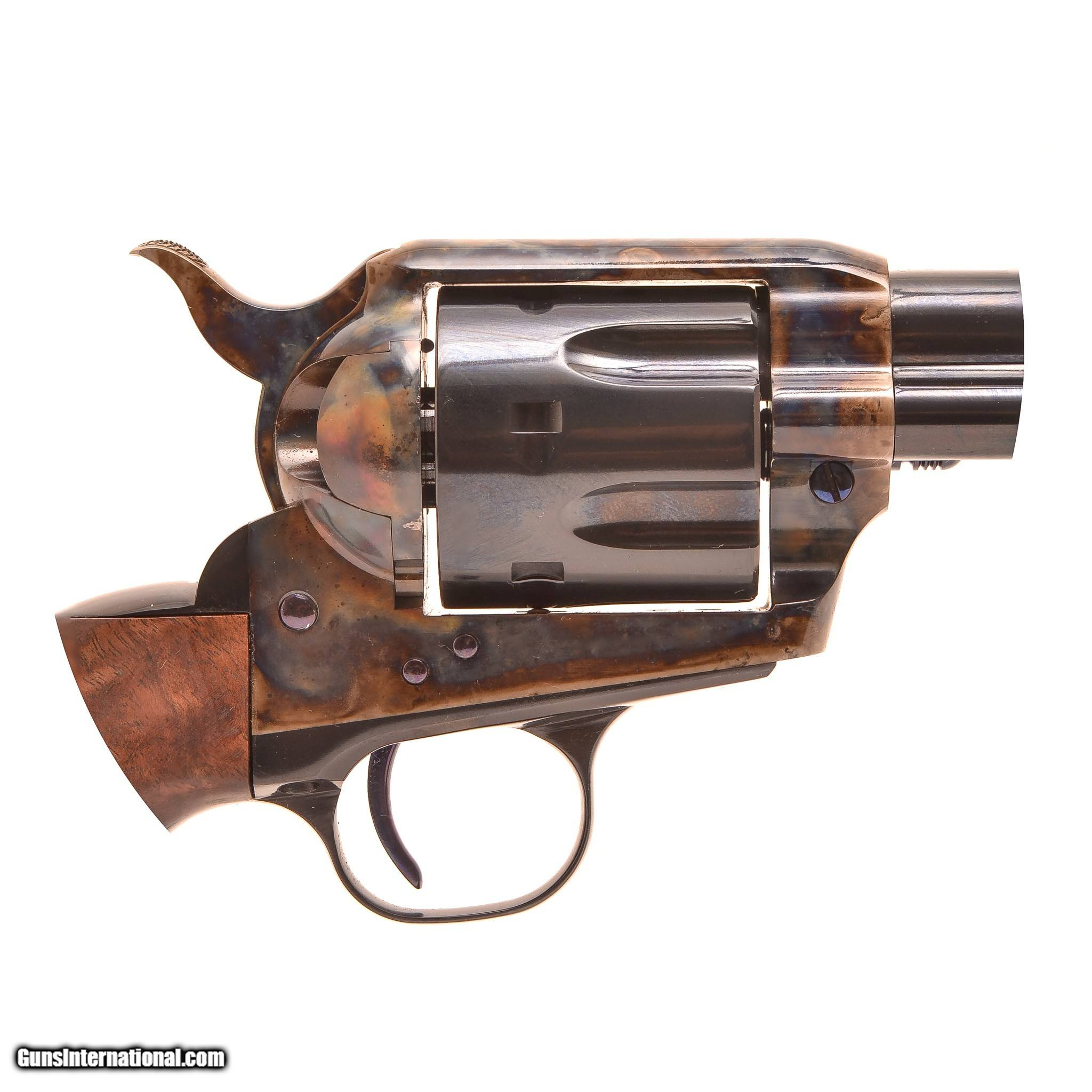 Standard Manufacturing Single Action Revolver   Barrel