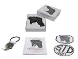 Standard Manufacturing, S333 Thunderstruck™ Double Barrel, 8-round .22 Magnum Revolver - 5 of 12