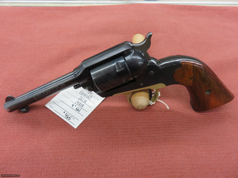 Ruger Bearcat Old Model