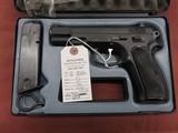 CZ Model 85 B 9mm pistol