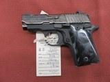 Sig Sauer P238, 380 ACP