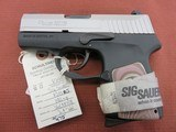 Sig Sauer P290RS - 1 of 2