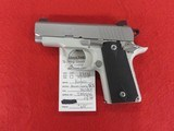 Kimber Micro Carry STS
