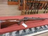 Winchester Model 70, pre-64 - 1 of 2