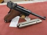 Luger 1900 DWM Swiss