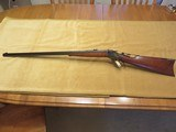 Winchester 1885 High Wall Rifle