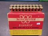 Winchester 300 H&H Mag Silver tips