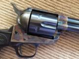 Minty Colt SAA Revolver shipped to an Individual in 1926 Near New Condition!