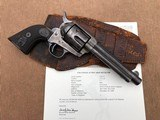 Ultra Rare Antique Colt Single Action Revolver in .32 COLT cal. 1 of 158, Mfg. 1890
