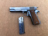 *HIGH CONDITION* Colt Pre War .38 Super 1911-A1 Mfg. 1929 1st yr. Introduction w/Factory Letter ! - 5 of 15