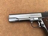 *HIGH CONDITION* Colt Pre War .38 Super 1911-A1 Mfg. 1929 1st yr. Introduction w/Factory Letter ! - 4 of 15