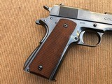 *HIGH CONDITION* Colt Pre War .38 Super 1911-A1 Mfg. 1929 1st yr. Introduction w/Factory Letter ! - 7 of 15