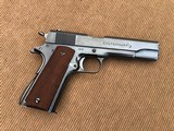 *HIGH CONDITION* Colt Pre War .38 Super 1911-A1 Mfg. 1929 1st yr. Introduction w/Factory Letter ! - 6 of 15
