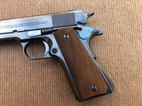 *HIGH CONDITION* Colt Pre War .38 Super 1911-A1 Mfg. 1929 1st yr. Introduction w/Factory Letter ! - 3 of 15