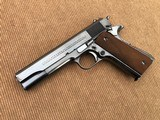 *HIGH CONDITION* Colt Pre War .38 Super 1911-A1 Mfg. 1929 1st yr. Introduction w/Factory Letter ! - 2 of 15